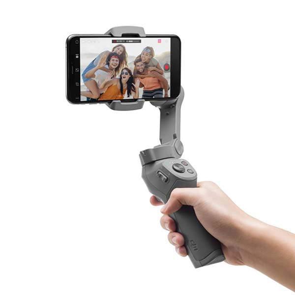 DJI OSMO Mobile 3 Handheld Gimbal Stabilizer