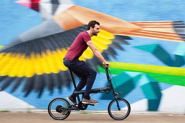 FLIT-16 Foldable Electric Bike