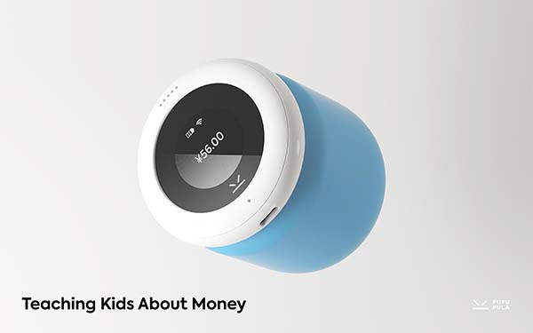 Little Can Smart Piggy Bank
