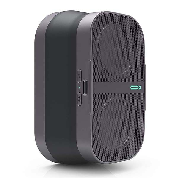 POW Mo Portable Wireless Speaker with Universal Magnetic Mount
