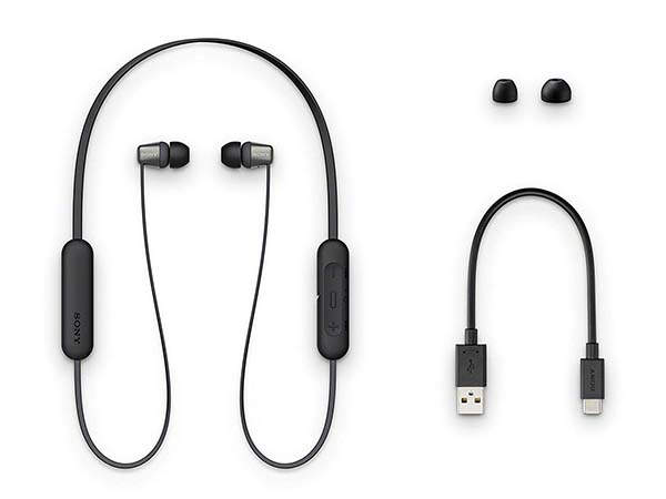 Sony WI-C310 Bluetooth In-Ear Headphones