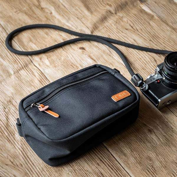 SPX02 Mini Waterproof Nylon Camera Bag