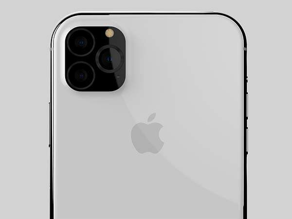 The Concept iPhone XI Sports Triple-Lens Camera and Wireless Power Share