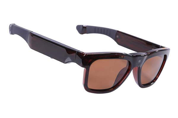 The Polarized Sunglasses with Full HD Camera
