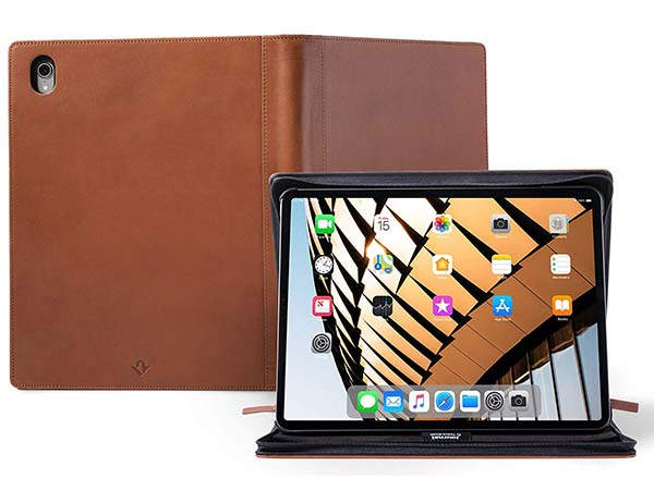 Twelve South Journal 12.9 and 11 iPad Pro Leather Case