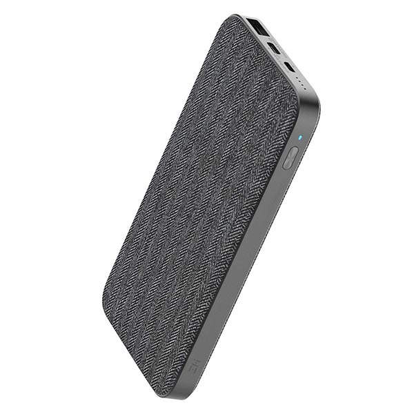 ZMI PowerPack 10K USB-C Portable Power Bank with USB Adapter Mode