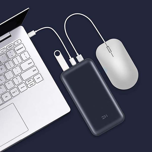 ZMI PowerPack 20000 Portable Power Bank and USB-C Hub