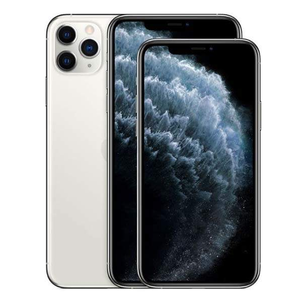 Apple iPhone 11 Pro and Pro Max with Triple-Lens Camera System
