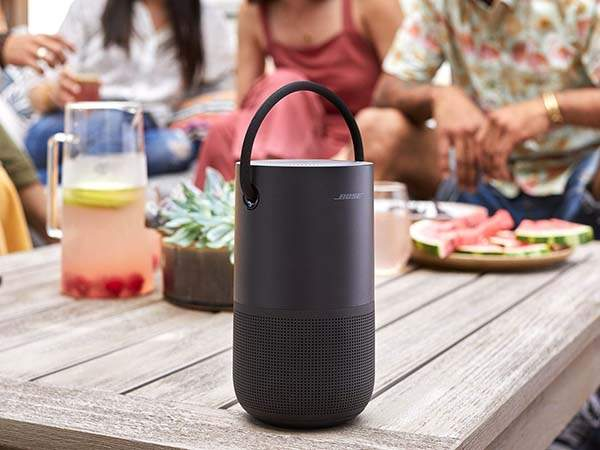 Bose Smart Portable Home Speaker with Amazon Alexa Built-in