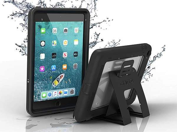 Catalyst iPad Mini 5 Waterproof Case with Included Stand