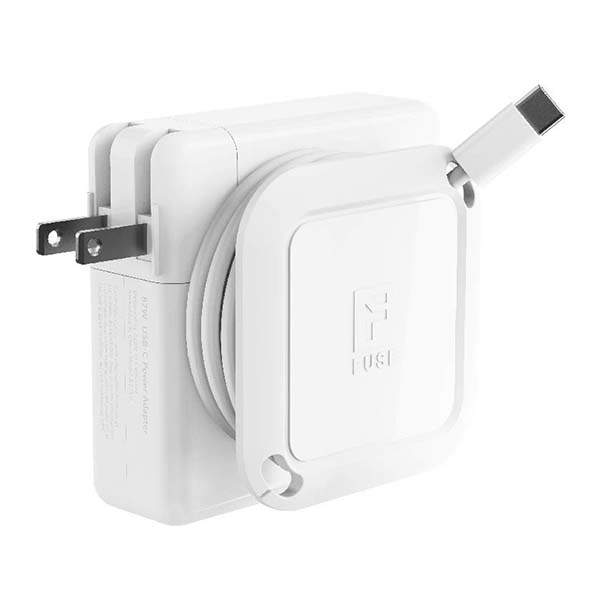 Fuse Reel Sidekick Collapsible Cable Organizer for MacBook Chargers
