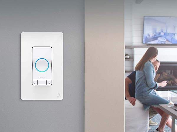 iDevices Instinct Smart Light Switch with Alexa Built-in