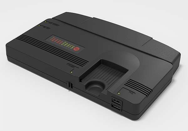 Konami TurboGrafx-16 Mini Game Console with 57 Retro Games