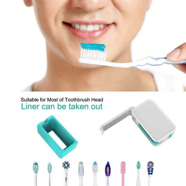 Maxoak Portable Toothbrush Sanitizer