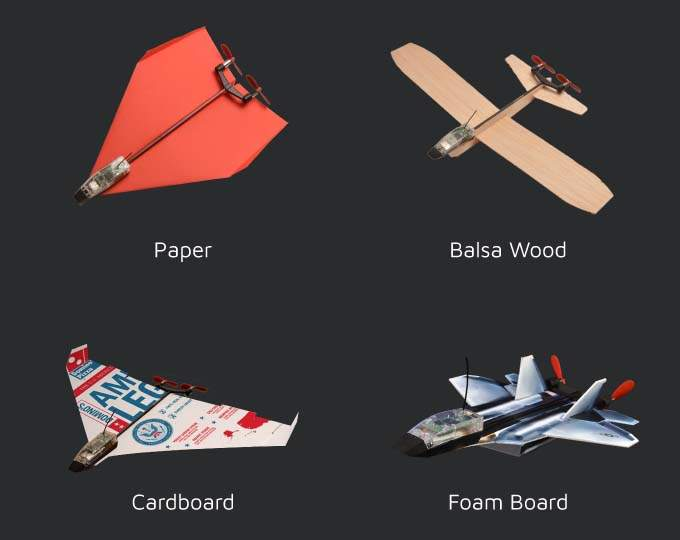 PowerUp 4.0 App Controlled Paper Airplane