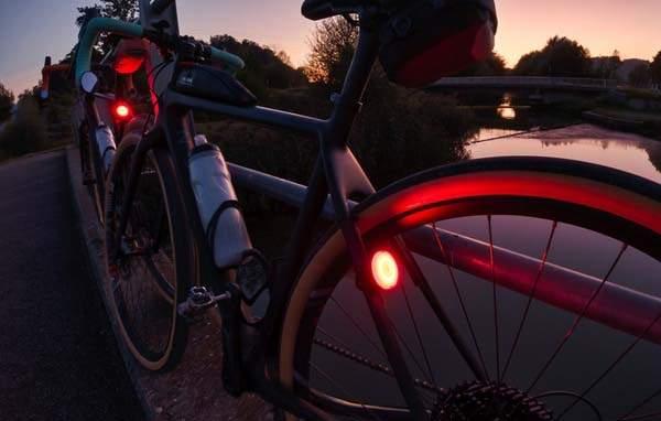 Raz Pro Smart Bike Tail Light