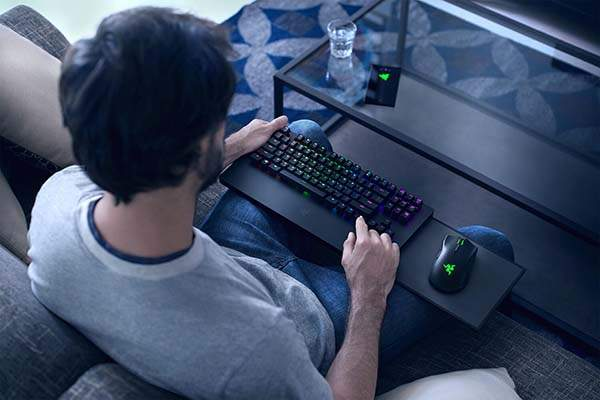 Razer Turret Wireless Mechanical Gaming Keyboard & Mouse for PC and Xbox One