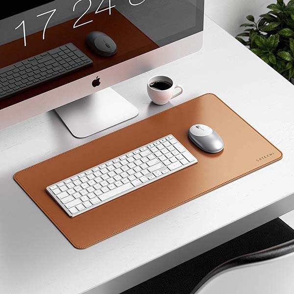 Satechi Eco-Leather Deskmate Desk Mat