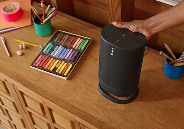 Sonos Move Smart Portable Speaker with Alexa