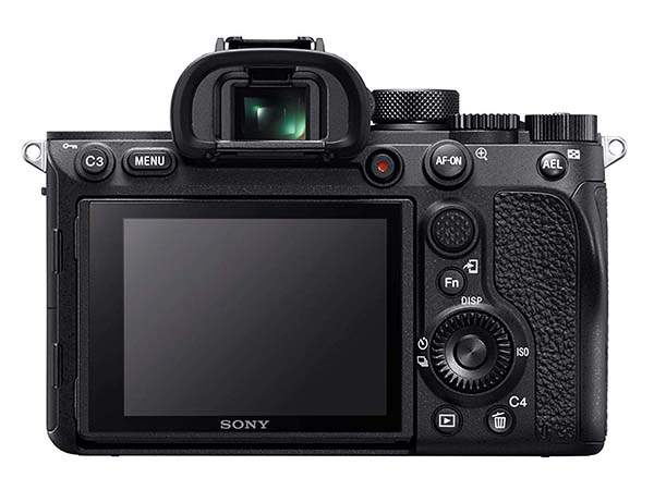 Sony Alpha a7R IV Full-Frame Mirrorless Camera