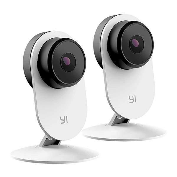YI 3 Smart Home Security Camera