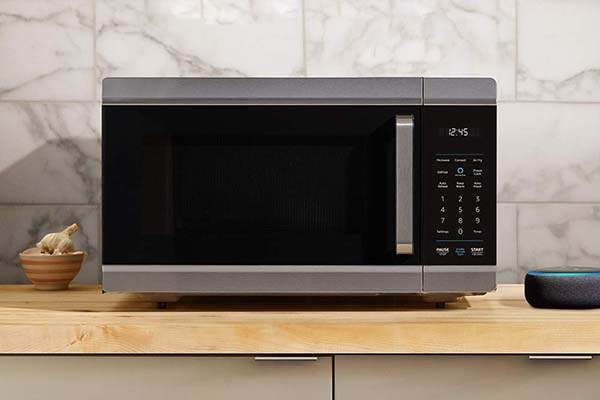 Amazon 4-In-1 Smart Oven Works with Alexa