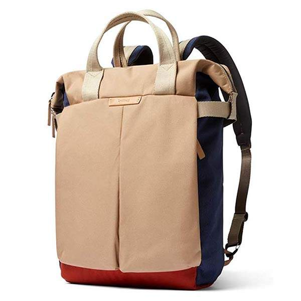 Bellroy Tokyo Totepack Water-Resistant Convertible Backpack and Tote Bag