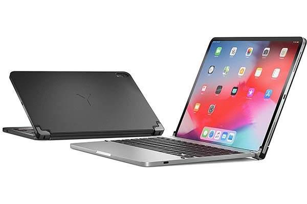 Brydge Pro Aluminum iPad Pro Bluetooth Keyboard Case