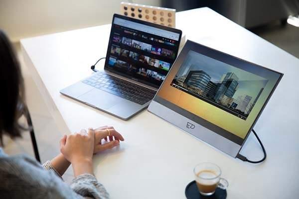 Espresso Ultra Thin Portable Touch Screen Monitor