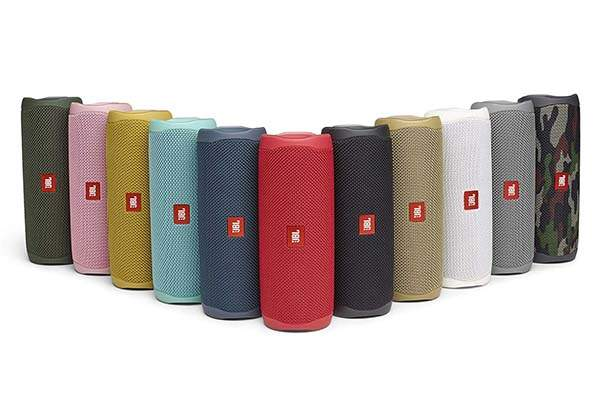 JBL Flip 5 Waterproof Portable Bluetooth Speaker