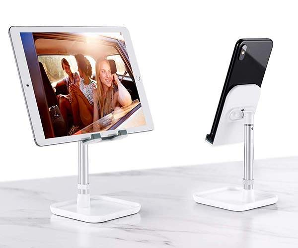 Licheers Adjustable Tablet and Phone Stand