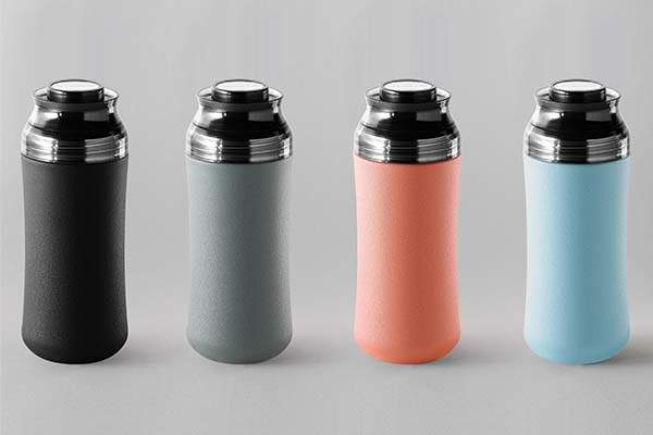 Minister Stainless Steel Insulated Water Bottle