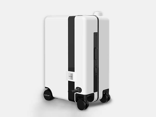 Naucrates Artvz Ridable Smart Luggage