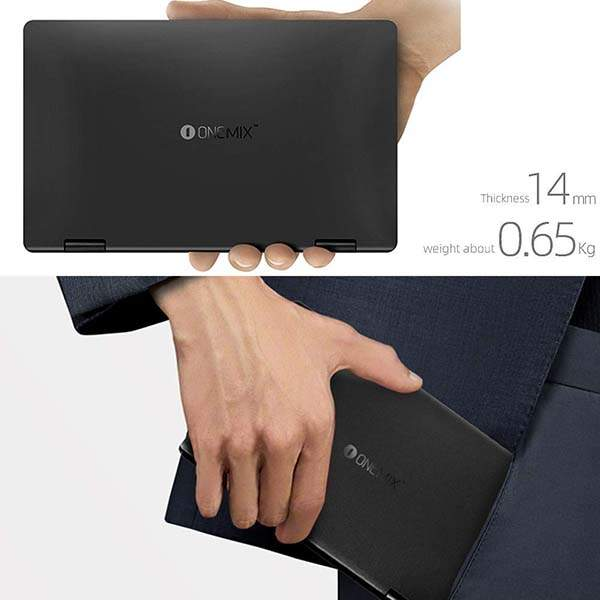 One Netbook One Mix 3S Yoga Pocket Laptop