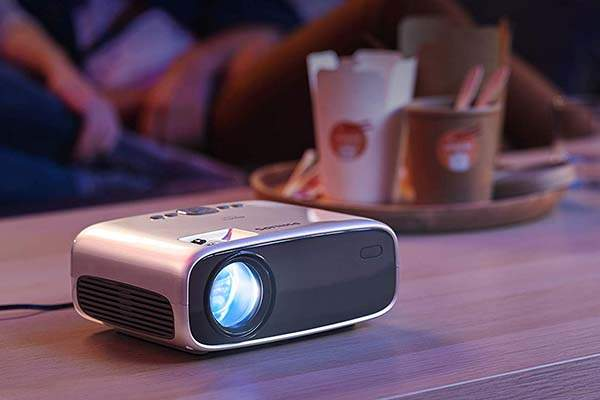 Philips NeoPix Easy+ Mini Home LED Projector