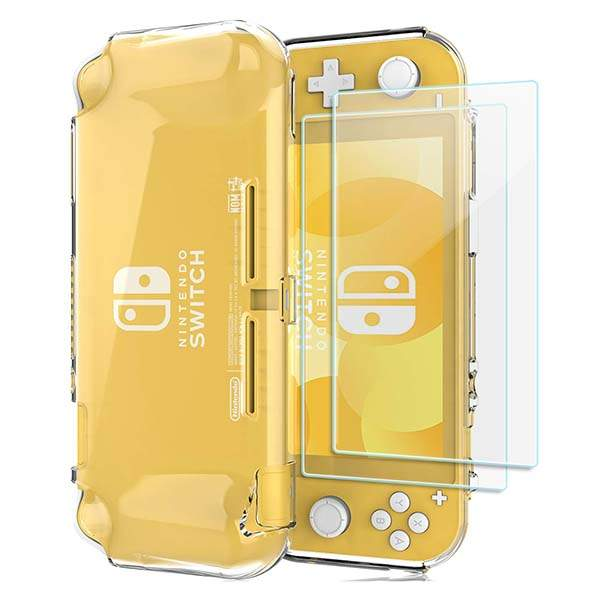 ProCase Nintendo Switch Lite Case with Two Screen Protectors