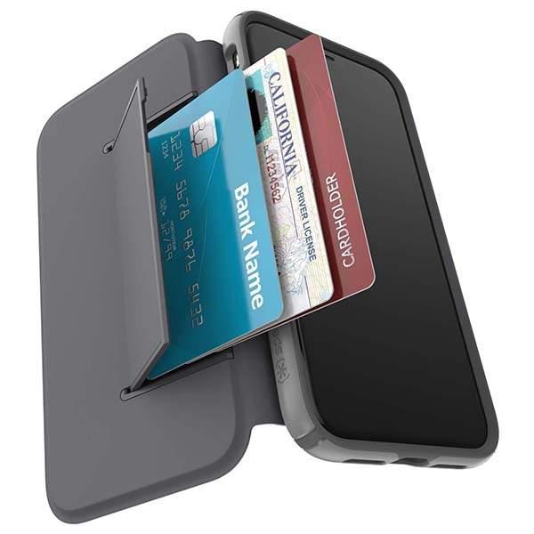 Speck Presidio Folio iPhone 11 Wallet Case for 11/11 Pro/11 Pro Max