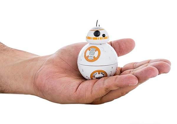 Star Wars BB-8 Herb Grinder with Pollen Catcher