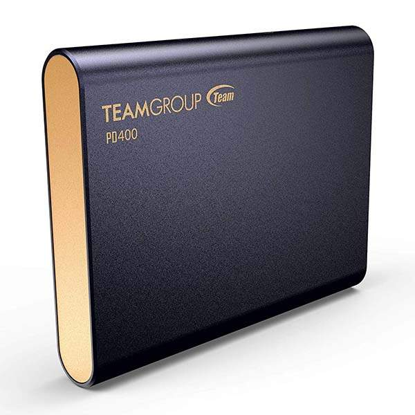 Teamgroup PD400 Aluminum Portable External Solid State Drive