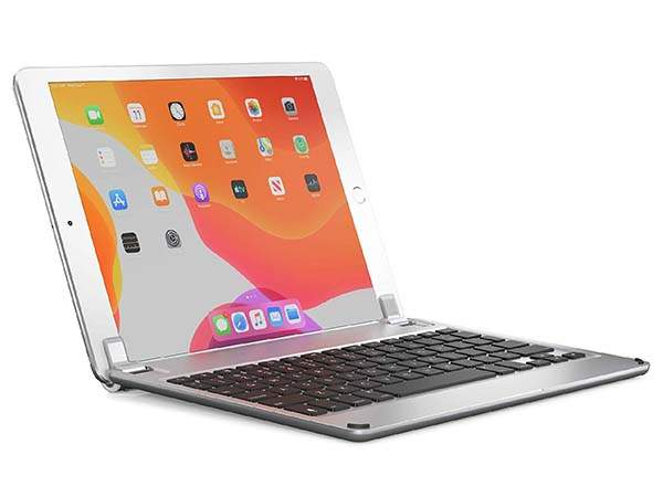 Brydge iPad 10.2 Bluetooth Keyboard with Backlit Keys