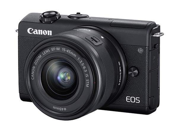 Canon EOS M200 Compact Mirrorless Camera