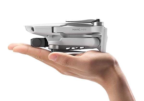 DJI Mavic Mini Foldable Camera Drone