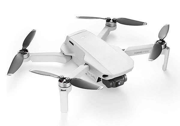DJI Mavic Mini Foldable Camera Drone