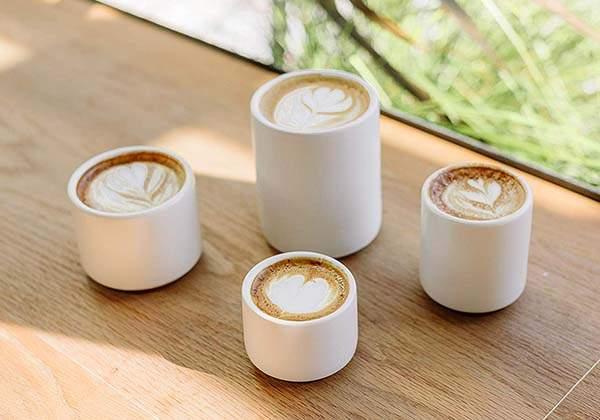 Fellow Monty Milk Art Coffee Cups