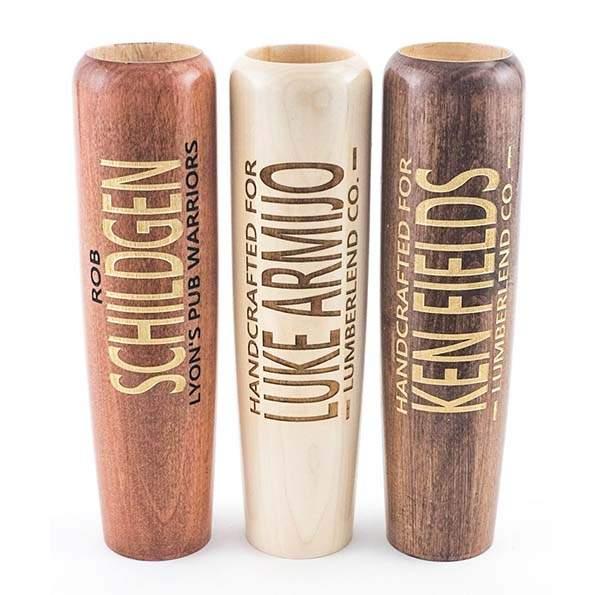 Handmade Personalized Baseball Bat Mug