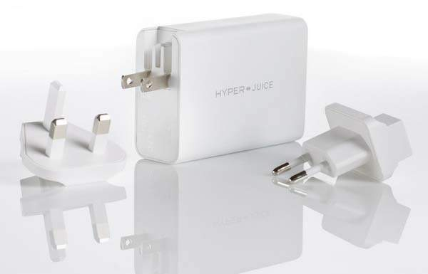 HyperJuice 100W GaN Portable USB-C Charger