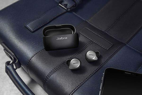 Jabra Elite 75t True Wireless Bluetooth Earbuds