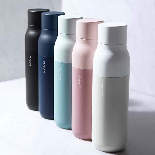 LARQ Self-Clean Water Purifier Bottle