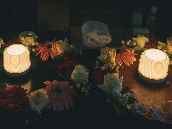 Playbulb Candle App-Enabled LED Mood Light