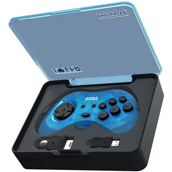 Retro-Bit Sega Saturn Inspired Wireless Gamepad
